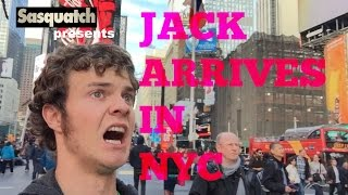 BONUS VIDEO: Jack Arrives In New York