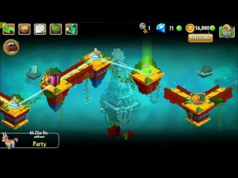 Plants Vs. Zombies 2 [86]: Spiky Durians