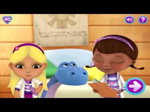 Doc McStuffins Full English Game Episode - Docs World 2016