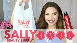 Sally Beauty HAUL