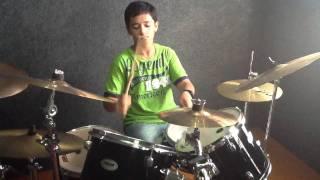 """Sechan - """"Cobalah Mengerti"""" (Drum Cover) - Song by Peterpan"""