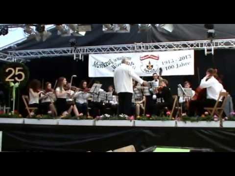 Оркестр «a+b» Пермского музыкального колледжа | Musikzug im Musikverein