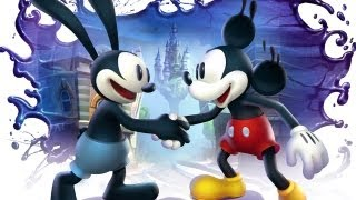 CGRundertow DISNEY EPIC MICKEY 2: THE POWER OF TWO for Nintendo Wii U Video Game Review
