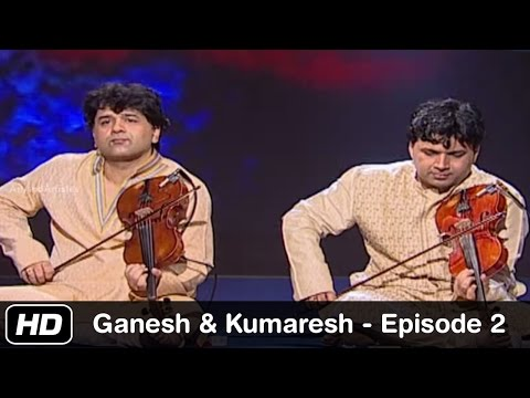 Ganesh And Kumaresh | Violin | Carnatic Classical - Instrumental | Idea Jalsa | Art and Artistes