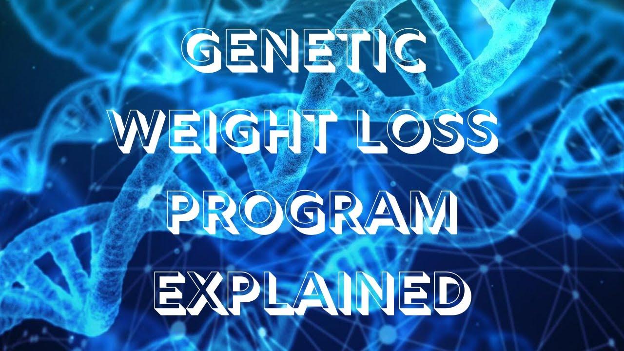 dna weight loss program