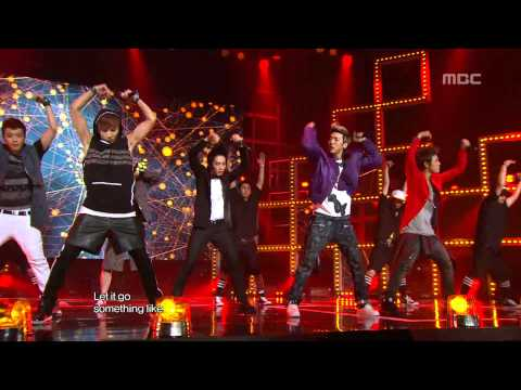 B.A.P - No Mercy(remix), 비에이피 - 노 멀씨(remix), Music Core 20120811