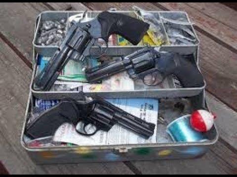 Top 5 Fishing Tackle Box Guns