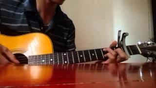 Âm Thầm Bên Em - Guitar Solo - Cover by Cường VL