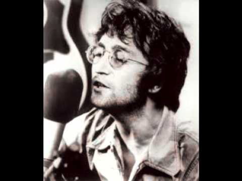 John Lennon- Crippled Inside with lyrics