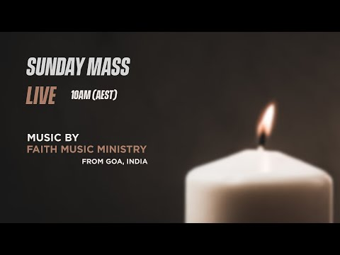 SUNDAY MASS Live (5th Sunday of Easter - May 10)
