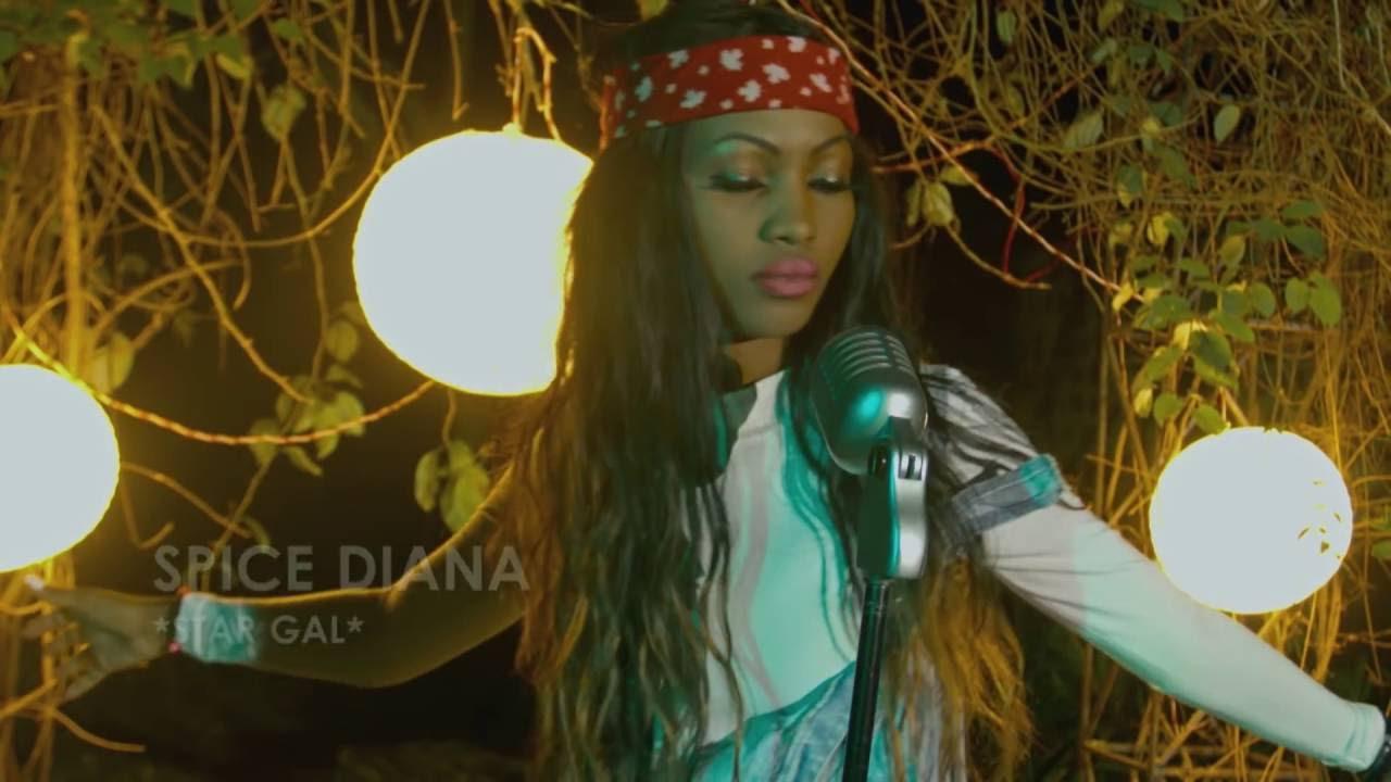Download Tekinanta - Spice Diana (official video)
