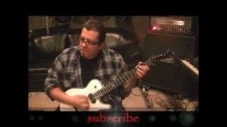 How to play Cherry Pie by Warrant on guitar by Mike Gross
