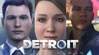 THESE ARE THE DROIDS YOU'RE LOOKING FOR | Detroit: Become Human - Part 1