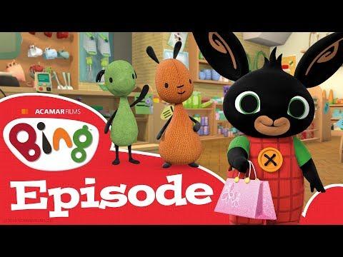 Giving - Bing Full Episode   Cartoons For Kids   Bing Bunny