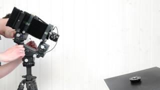 Linhof M679cs Cambo Actus GFX best-case focus speed comparo