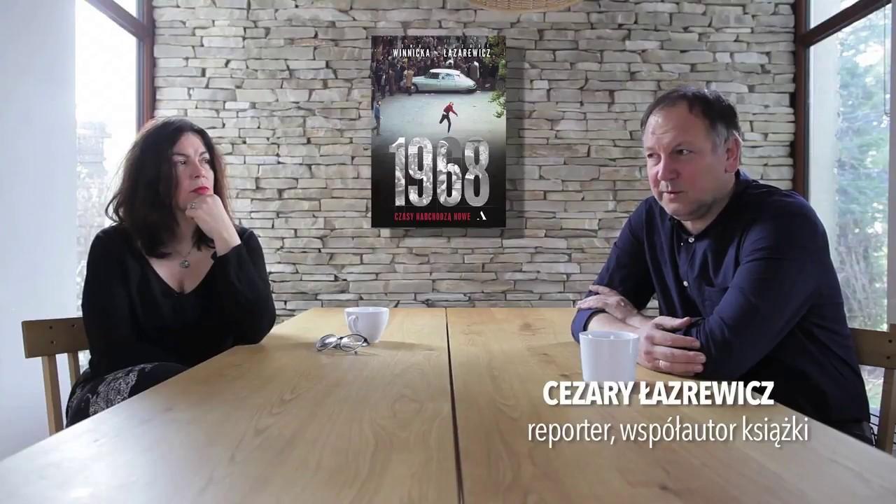 Ewa Winnicka i Cezary Łazarewicz w Paryżu na tropie (część 2)