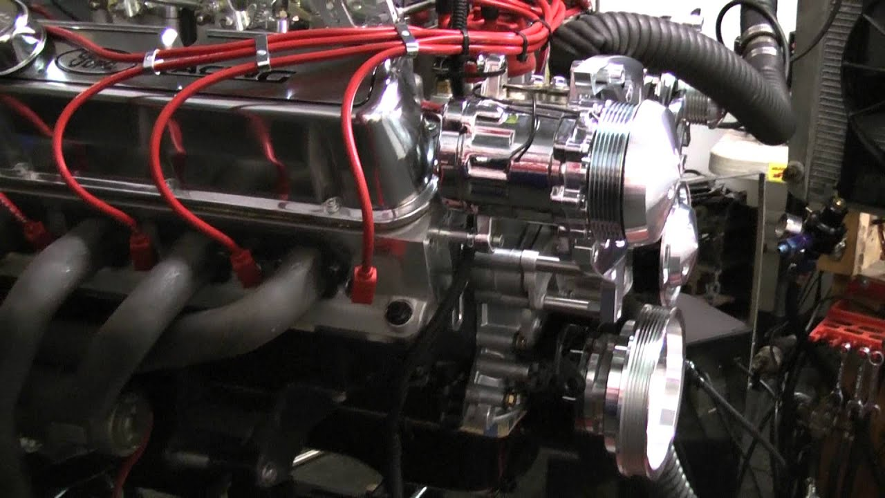 289 Ford Crate Engine By Proformance Unlimited