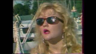Девчонка- Татьяна Буланова (1990, клип)