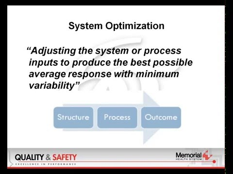 Memorial Health System: Capacity Planning, System Design, and Patient Flow