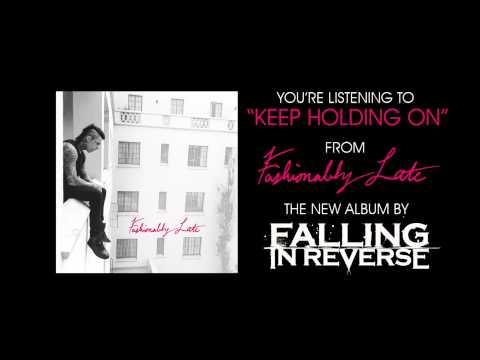 """Falling In Reverse - """"Keep Holding On"""" (Full Album Stream)"""