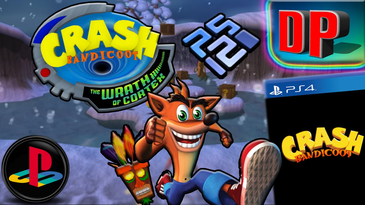 Crash Bandicoot The Wrath Of Cortex Remastered YouTube