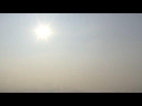 최악의 초미세먼지 습격…대한민국 서쪽이 당했다