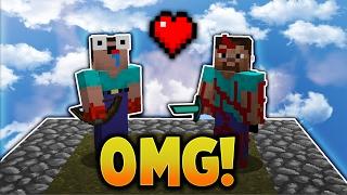 MURDERER And DETECTIVE Are FRIENDS!? | Minecraft MURDER MYSTERY