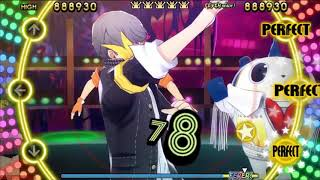 Persona 4: Dancing All Night - Yu Narukami (Reach Out To The Truth - Dancing on Persona Stage)