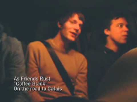 As Friends Rust - Coffee Black (cover?!)