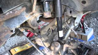 Jeep TJ / XJ Budget Boost 2 inch Coil Spacers install DIY