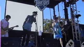 rocknycliveandrecorded.com: Sex Stains @Echo Park Rising