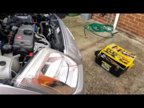Citroën C2 no cooling fan; repair with an ECU programming/update.