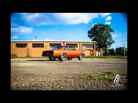 Chevy Malibu on 24'' Billet Specialties