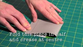 D.i.y. Make A Brochure Holder From A Used Tissue Box