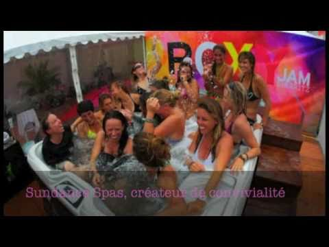 Sundance Spas Roxy Jam - Surf Biarritz I SUNDANCE SPA