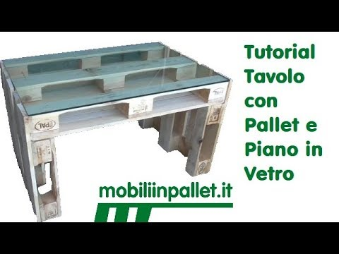 Costruire Una Piattaia Legno.Come Costruire Un Piano Bar In Pallet Fai Da Te Mania