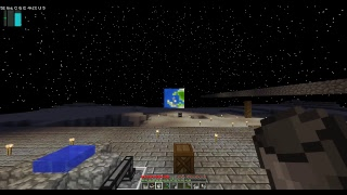 Minecraft galactic science FR #3