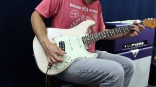 Natural Sounding Overdrive - Wampler - Euphoria - Pedal Demo