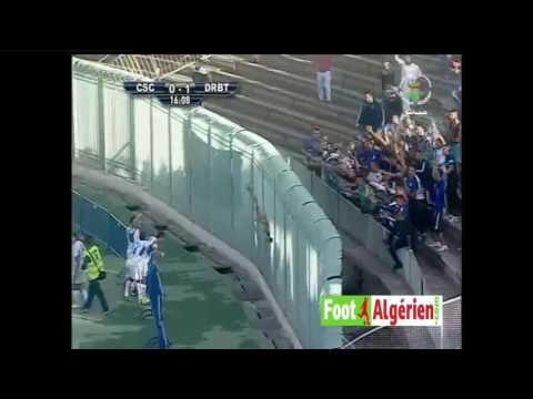 Ligue 1 Algérie (5e journée) : CS Constantine 0 - DRB Tajdenant 1 (but de Chettal)
