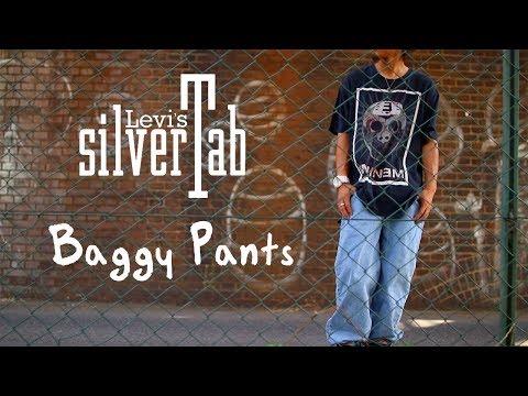 Levi's Silver Tabのバギーパンツもやっぱり良い!!