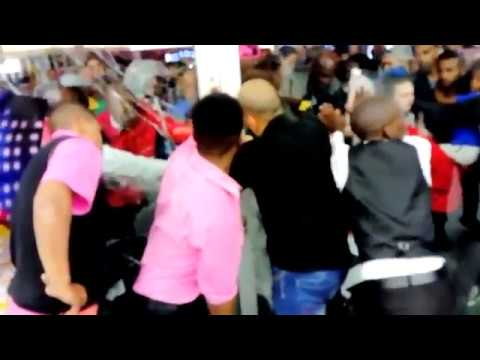 Black Friday in South Africa is crazy