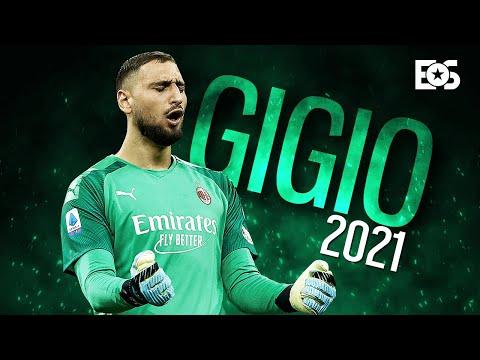 Gianluigi Donnarumma - Craziest Saves Ever (2021)