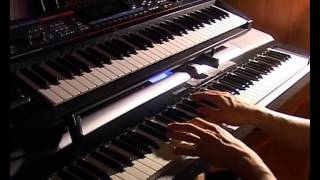 Sonata Arctica- Shy (full piano cover)