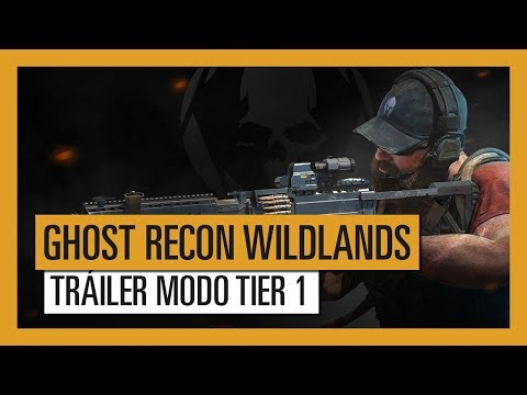 Ghost Recon Wildlands se actualiza con un gran reto