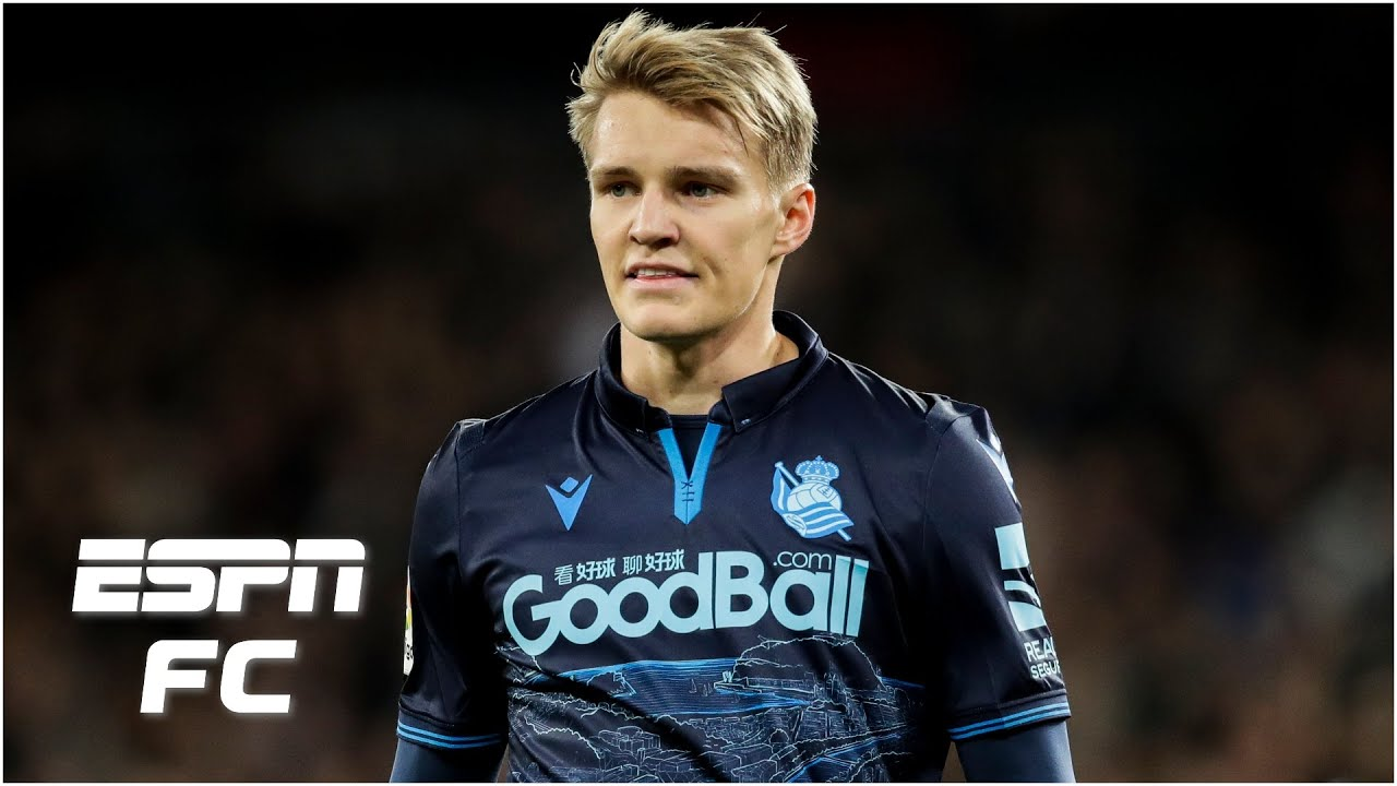 martin odegaard - photo #34