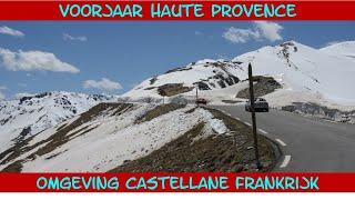 Voorjaar in de Haute Provence; road trips vanuit Castellane, Frankrijk