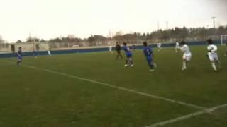 塩竈神社杯、 YFC対塩釜FC (宮城県営サッカー場)
