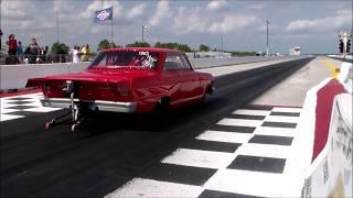 BAD CHEVY II NOVA,Drag Racing