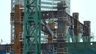 渋谷駅街区開発計画Ⅰ期(東棟)の建設状況(2017年7月23日) thumbnail