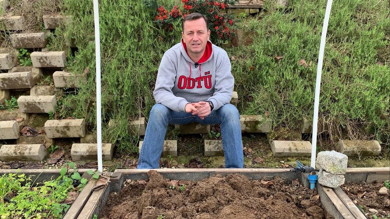 TANDIR KUYU FIRIN YAPIMI   How to Build a Tandoor Oven in the Garden? (DIY)